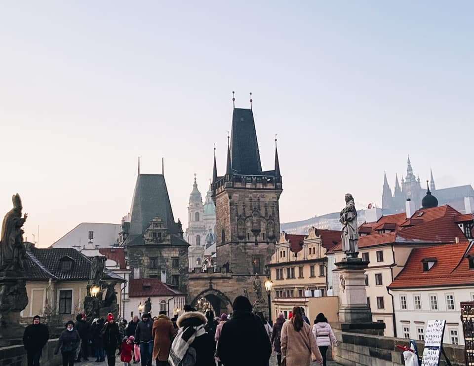 prague feature